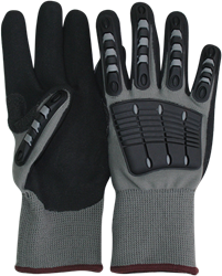 #341 Polyester Knit Gloves (Pair) 341M, 341L, 341XL