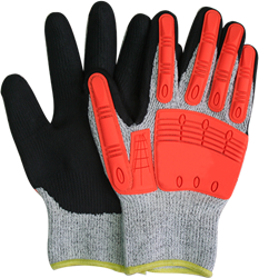 #346 Polyester Knit Gloves (Pair) 346S, 346M, 346L, 346XL