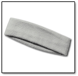 #930 Grey Fleece Ear Muff