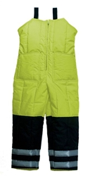 #HV57BP Hi-Vis Two Tone Reflective Bib-pant HV57BP