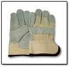 #112-113 Unlined Split Cowhide Gloves (Pair)