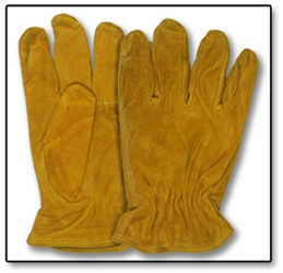 #150 Leather Drivers Gloves (Pair)