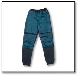 #160P Fleece/Cordura® Pant