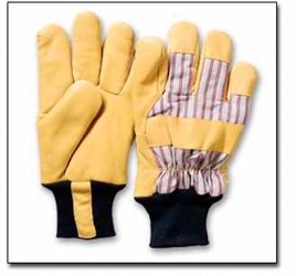 #172-175 Grain Cowhide Gloves (Pair) 172, 173, 174, 175
