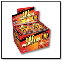 #250 Foot & Toe Warmers (Box)