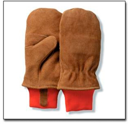 #490-493 Split Cowhide Mittens (Pair) 490, 491, 492, 493