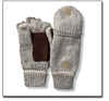 #511-513 Fingerless Gloves With Hood (Pair) 511, 512, 513