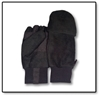 #517-522 Fleece Fingerless Gloves (Pair) 517, 518, 519, 520, 521, 522