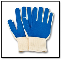 #684 14 oz Knit with PVC Coating Glove (Dozen)