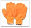 #697-700 Reversible Yellow Honeycomb Gloves (Dozen) 697, 698, 699, 700