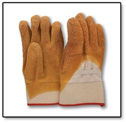 #713 Multidipped Rubber Coated Gloves (Pair)
