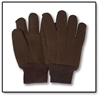 #844-846 Insulated Brown Jersey Gloves (Dozen) 844, 845, 846