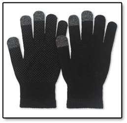 #855S-855L Touch Screen Glove (Pair)