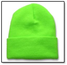 1a2de1a523d  885-886 Hi-Vis Knit Cap