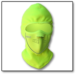 #909M-909XL Hi-Vis Face Mask