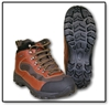 #B23 ASTM Steel Toe Pebbled Leather