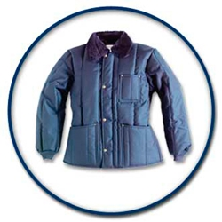 #F1005J 1000 Denier Hip Length Freezer Jacket