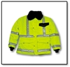 #HV60J Hi-Vis Reflective Freezer Jacket