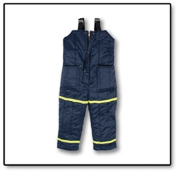 #R326BP Reflective High Freezer Bib-Pant