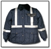 #R800J FingerTip Length Reflective Freezer Jacket