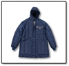 #F180J Freezer Parka With Sewn On Hood