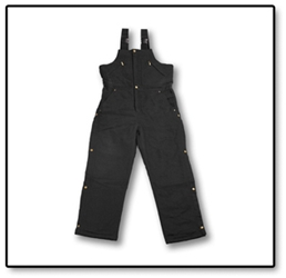 #F500BP Canvas Bib-Pant