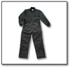 #F500Q Canvas Coveralls