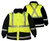 #HV57J Hi-Vis Two Tone Reflective Freezer Jacket HV57J